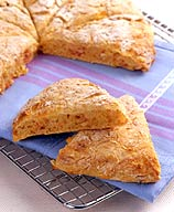 Photo of Ham and cheese scones by WW