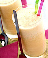Photo of Pineapple coconut smoothie by WW
