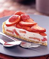 Photo of Strawberry yogurt-cream pie  (program book) by WW