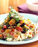 Photo of Tropical Black Beans and Rice by WW