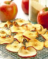 Photo of Cinnamon apple crisps by WW