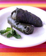 Photo of Rice-stuffed grape leaves by WW