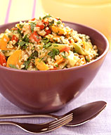 Photo of Savory bulgur with vegetables by WW
