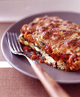 Photo of Chicken and spinach lasagna by WW
