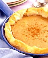Photo of Pumpkin pie by WW