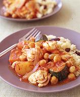 Photo of Saffron sea bass stew by WW