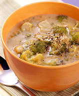 Photo of Broccoli-cheese soup by WW