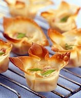 Photo of Mini bacon and cheese quiches by WW