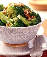 Photo of Sesame broccoli with walnuts by WW
