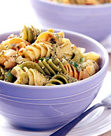 Photo of Tri-Color Pesto Rotini by WW