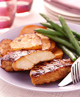 Photo of Tropical Chicken with Grilled Sweet Potatoes by WW