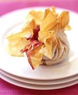 Photo of Plum phyllo pouches by WW