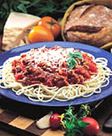Photo of Spaghetti With Meat Sauce by WW