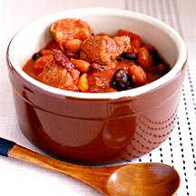 Photo of Three-Bean and Pork Slow Cooker Chili by WW