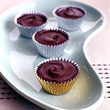 Photo of Raspberry-chocolate cups by WW