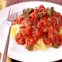 Photo of Spaghetti Squash Primavera by WW