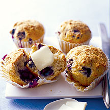 Photo of Ultimate blueberry muffins by WW