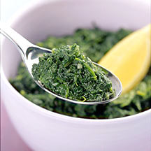 Photo of Creamed spinach by WW