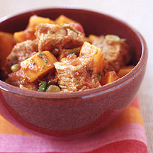 Photo of Mexican-style pork and sweet potato slow cooker stew by WW