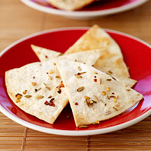 Photo of Tuscan tortilla chips by WW