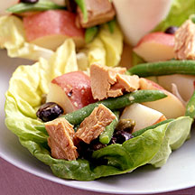 Photo of Tuna salad Nicoise by WW