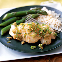Photo of Asian-Style Sea Bass by WW