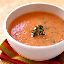 Photo of Fresh cream of tomato soup by WW