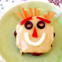 Photo of Funny-face cheeseburgers by WW