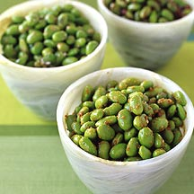 Photo of Indian-flavored edamame by WW