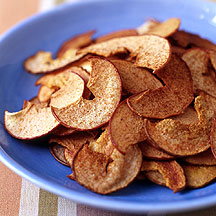 Photo of Baked Apple and Pear Chips by WW