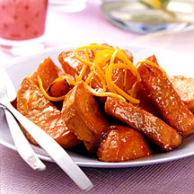 Photo of Candied Sweet Potatoes by WW