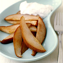 Photo of Cinnamon-scented baked pears by WW