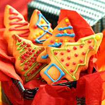 Photo of Holiday sugar cookies by WW