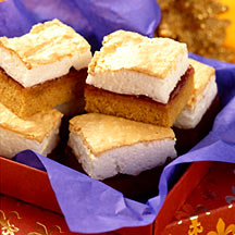 Photo of Linzer bars by WW