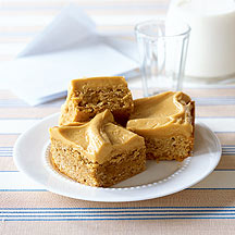 Photo of Peanut butter bars by WW
