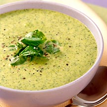 Photo of Cream of broccoli soup by WW