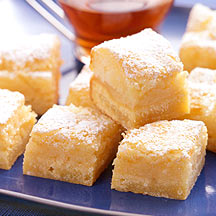 Photo of Key lime bars by WW
