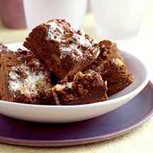 Photo of Rocky road brownies by WW