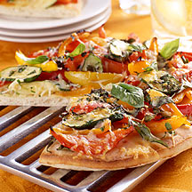 Photo of Grilled vegetable focaccia by WW