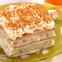 Photo of Chilled French apple dessert by WW