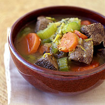 Photo of Thyme and Vegetable Lamb Stew by WW