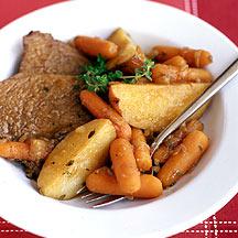 Yankee Pot Roast Dinner Recipe   Weight Watchers