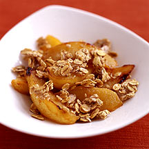 Photo of Baked Apples with Crunchy Oat Topping by WW