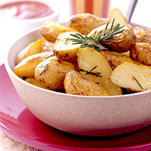 Photo of Roasted fingerling potatoes by WW