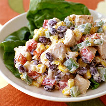 Photo of Tex-Mex Chicken Salad by WW