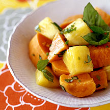 Photo of Sweet potato salad with pineapple and jalapeño by WW