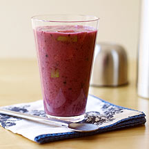 Photo of Chilled fruit and yogurt smoothie by WW