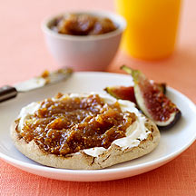 Photo of Make-ahead breakfast fig spread by WW