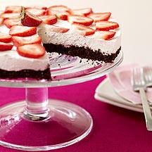 Photo of Chocolate amaretto cheesecake pie by WW