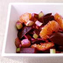 Photo of Roasted beet and citrus salad by WW